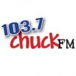 Logo da emissora WXKT 103.7 FM Chuck