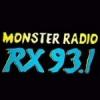 Radio DWRX Monster Radio RX 93.1 FM