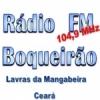 Rádio Boqueirão 104.9 FM