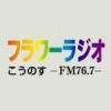 Flower Radio 76.7 FM