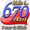 Rádio Centro Oeste 670 AM