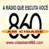 Rádio Cidade 860 AM