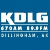 KDLG 670 AM 89.9 FM