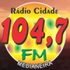 Rádio Cidade 104.7 FM