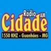 Rádio Cidade 1550 AM