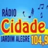 Rádio Cidade Jardim Alegre 104.9 FM