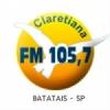 Rádio Claretiana 105.7 FM