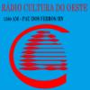 Rádio Cultura do Oeste 1560 AM