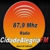 Rádio Cidade Alegria 87.9 FM