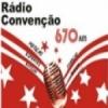 Rádio Convenção 670 AM