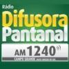 Rádio Difusora Pantanal 1240 AM