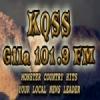 KQSS GILA 101.9 FM