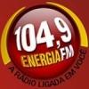 Rádio FM Energia 104.9