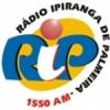 Rádio Ipiranga 1550 AM