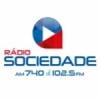 Rádio Sociedade 740 AM 102.5 FM