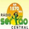 Rádio Sertão Central 1570 AM