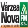 Rádio Vázea Nova 87.9 FM