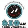 Rádio Venceslau 610 AM