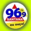 Rádio Santana 96.9 FM
