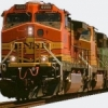 UP-BNSF Temple Texas