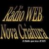 Rádio Web Nova Criatura