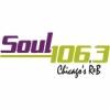 Radio WSRB Soul 106-3 106.3 FM