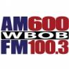 Radio WBOB 600 AM 100.3 FM