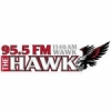 Radio WAWK 95.5 FM The Hawk FM
