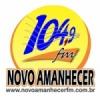 Rádio Novo Amanhecer 104.9 FM