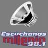 Radio Milenio 98.1 FM