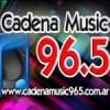 Radio Cadena Music 96.5 FM