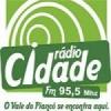 Rádio Cidade 95.5 FM