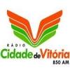 Rádio Cidade de Vitória 850 AM