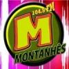 Rádio Montanhês 104.9 FM