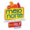 Radio Meio Norte Quixadá 96.7 FM