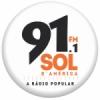 Rádio Sol da América 91.1 FM