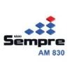 Rádio Sempre 830 AM
