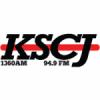 Radio KSCJ 1360 AM 94.9 FM