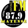 Rádio Matense FM 87.9