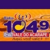 Rádio Vale do Acarape 104.9 FM