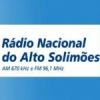 Rádio Nacional do Alto Solimões 670 AM 96.1 FM