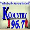 WKMM 96.7 FM K-Country