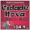 Rádio Cidade Nova 104.9 FM