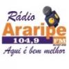 Radio Araripe 104.9 FM