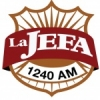 Radio La Jefa 1240 AM