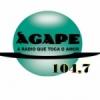 Rádio Ágape 104.7 FM
