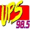 WUPS 98.5 FM UPS