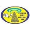Rádio Cidade das Malhas 98.7 FM