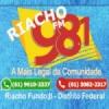 Rádio Riacho 98.1 FM