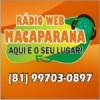 Rádio Web Macaparana